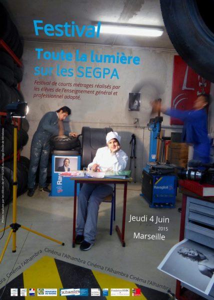 affiche Toute la lumière sur les SEGPA #4